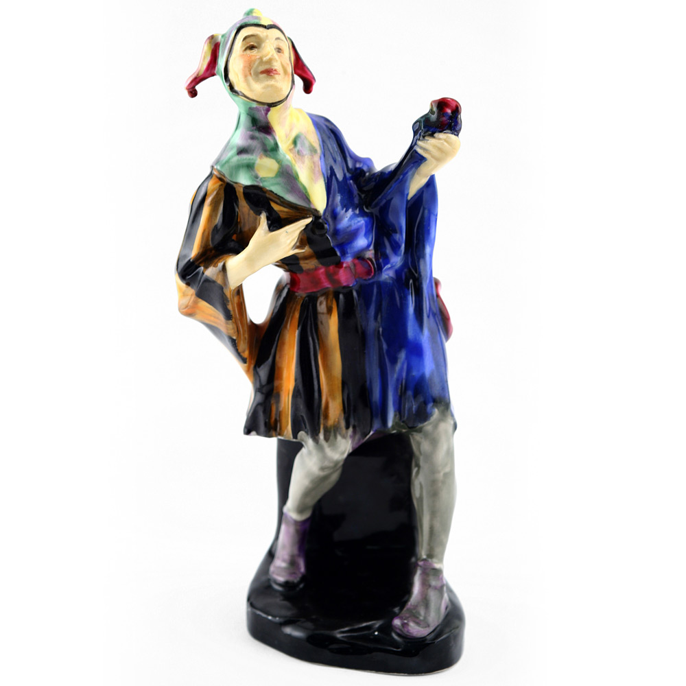 Henry Lytton as Jack Point HN610 - Royal Doulton Figurine