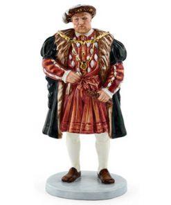 Henry VIII HN3458 - Royal Doulton Figurine