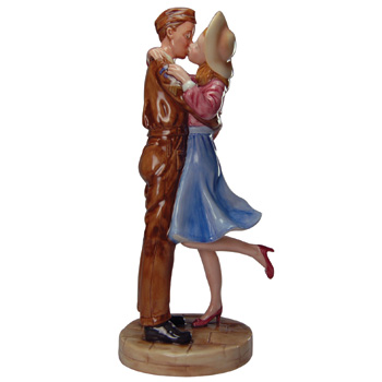 Hero Returns HN4943 - Royal Doulton Figurine