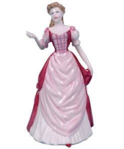 Highland Belle HN4743 Colorway - Royal Doulton Figurine