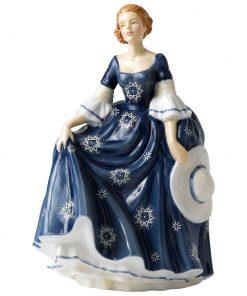 Hillary HN4996 - Royal Doulton Figurine