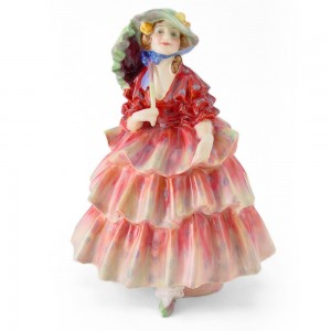 Hinged Parasol HN1578 - Royal Doulton Figurine