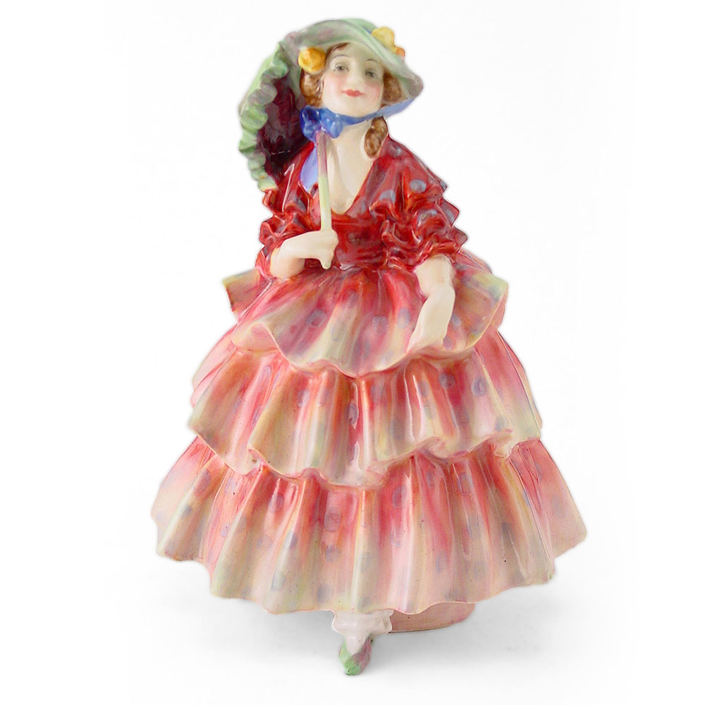 Hinged Parasol HN1578 - Royal Doulton Figurine
