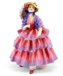 Hinged Parasol HN1579 - Royal Doulton Figurine