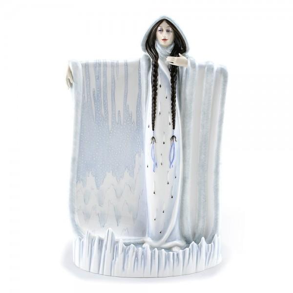 Hiver (Winter) HN3069 - Royal Doulton Figurine