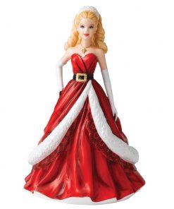 Barbie Holiday 2011 HN5531 - Royal Doulton Figurine