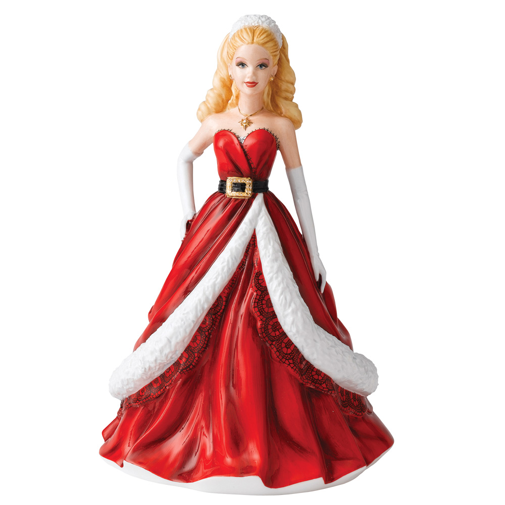 Barbie Holiday 2011 HN5531 - Royal Doulton Figurine