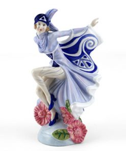 Holly Blue HN4847 - Royal Doulton Figurine