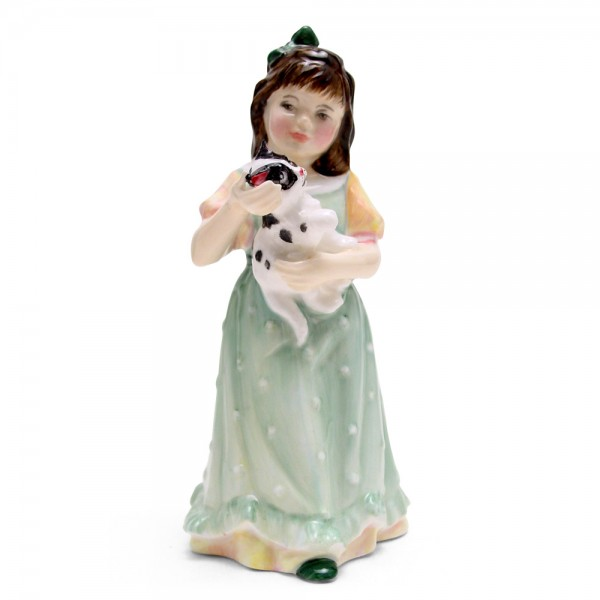 Home At Last HN3697 - Royal Doulton Figurine