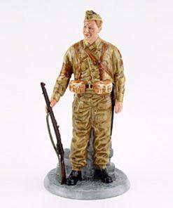 Home Guard HN4494 - Royal Doulton Figurine