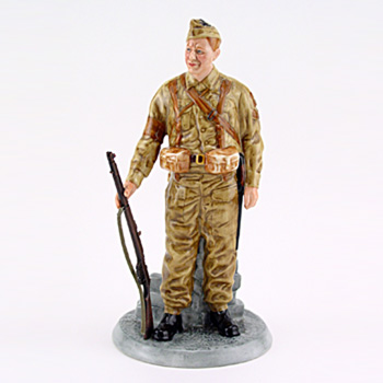 Home Guard HN4494 - Royal Doulton Figurine