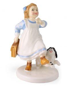 Hometime HN3685 - Royal Doulton Figurine
