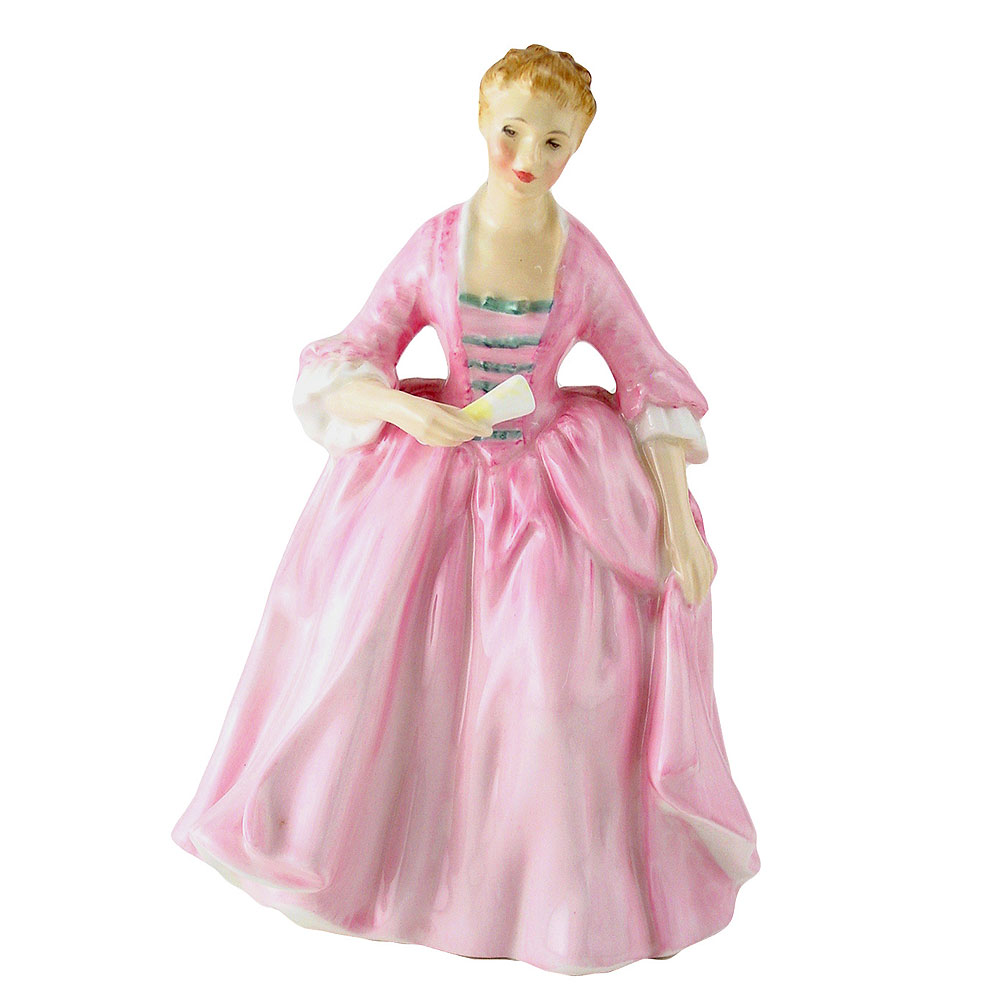 Hostess from Williamsburg HN2209 - Royal Doulton Figurine