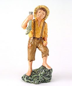 Huckleberry Finn HN2927 - Royal Doulton Figurine