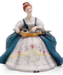 Hurdy Gurdy HN2796 - Royal Doulton Figurine