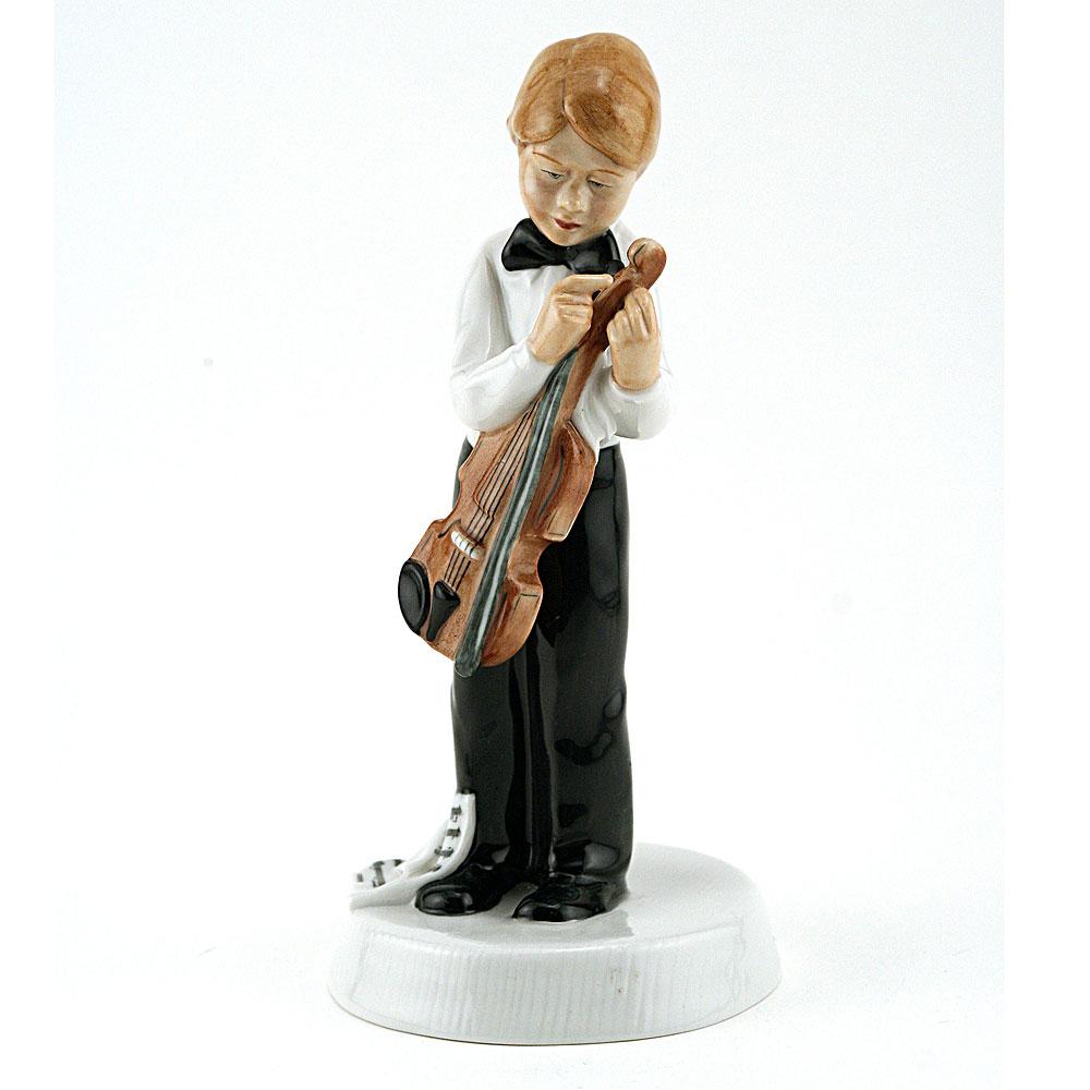 I'm Nearly Ready HN2976 - Royal Doulton Figurine