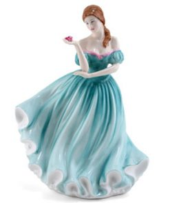 In My Heart HN4734 (Factory Sample) - Royal Doulton Figurine