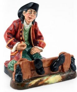 In The Stocks HN2163 - Royal Doulton Figurine