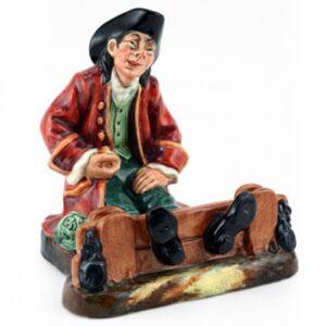 In The Stocks HN2163 - Royal Doulton Figurine