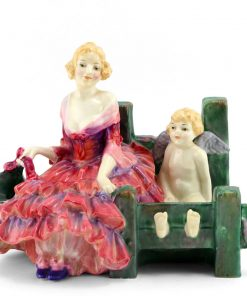 In the Stocks HN1474 - Royal Doulton Figurine