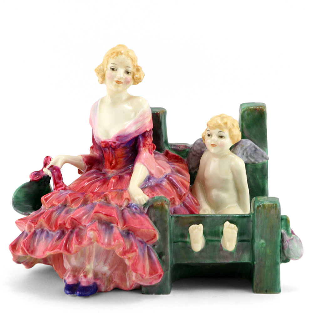 In the Stocks HN1474 - Royal Doulton Figurine