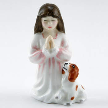 Innocence HN3730 - Royal Doulton Figurine