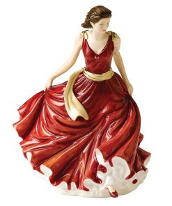 Isabelle HN5432 - Royal Doulton Figurine