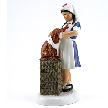 It Won't Hurt HN2963 - Royal Doulton Figurine