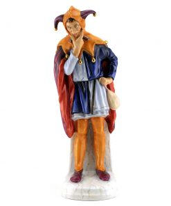 Jack Point HN3920 - Royal Doulton Figurine