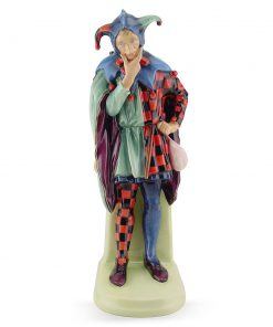 Jack Point HN3925 - Royal Doulton Figurine