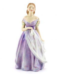 Jacqueline HN2000 - Royal Doulton Figurine