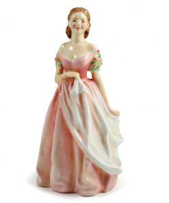 Jacqueline HN2001 - Royal Doulton Figurine