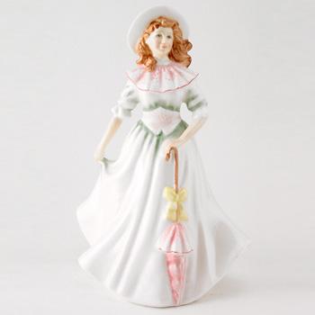 Jacqueline HN3689 - Royal Doulton Figurine