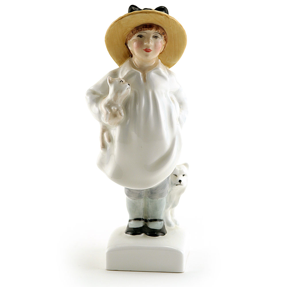 James HN3013 - Royal Doulton Figurine
