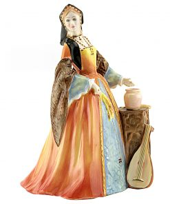 Jane Seymour HN3349 - Royal Doulton Figurine