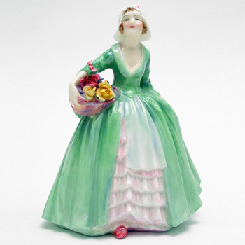 Janet HN1737 - Royal Doulton Figurine