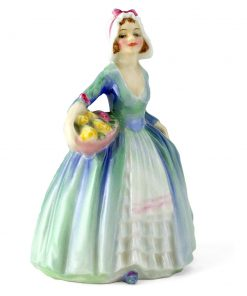 Janet M69 - Mini - Royal Doulton Figurine