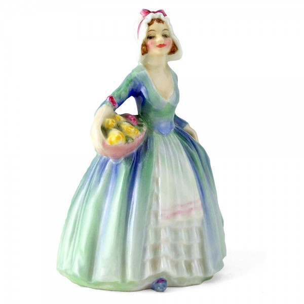 Janet M69 - Mini - Royal Doulton Figurine