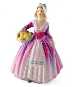 Janet M75 - Royal Doulton Figurine