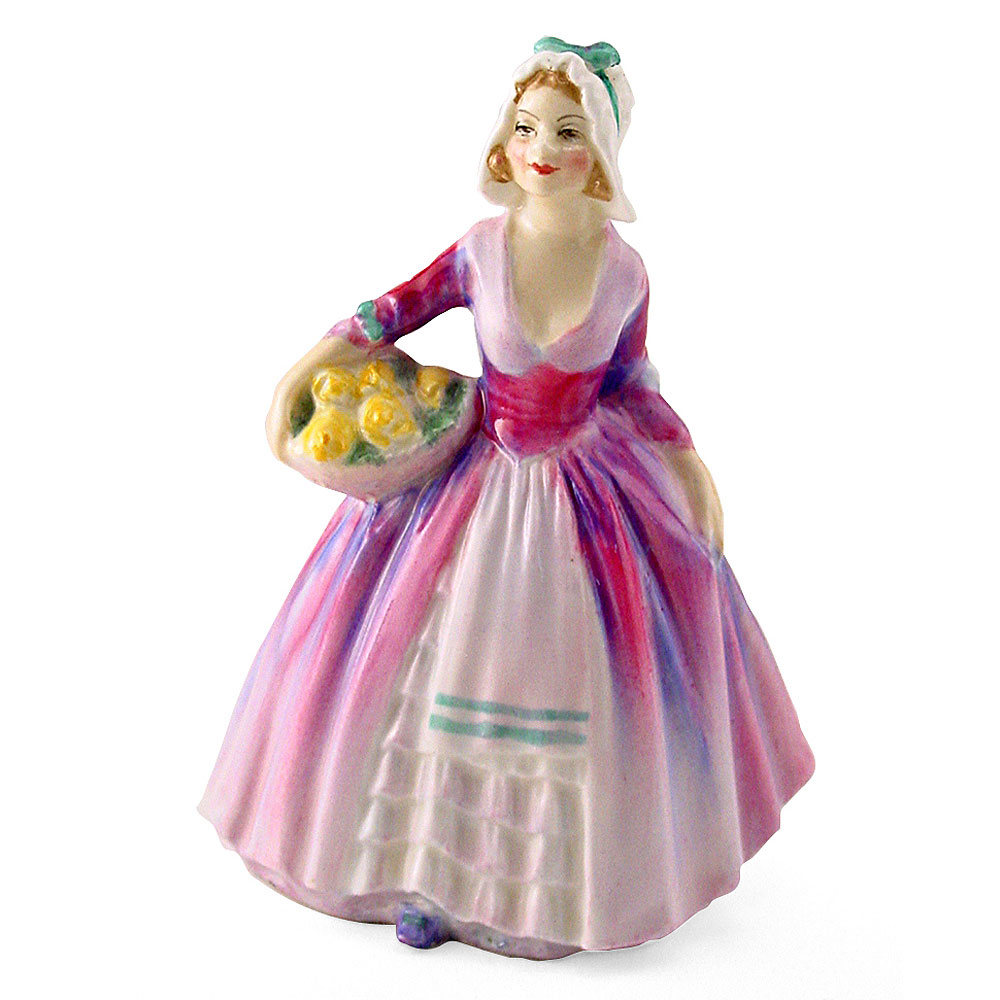 Janet M75 - Royal Doulton Figurine