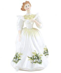 January HN2697 - Royal Doulton Figurine