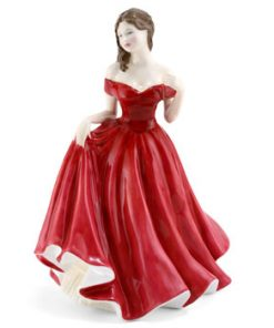 Jasmine HN4431 (Factory Sample) - Royal Doulton Figurine