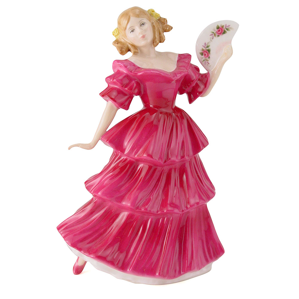 Jennifer HN3447 - Royal Doulton Figurine