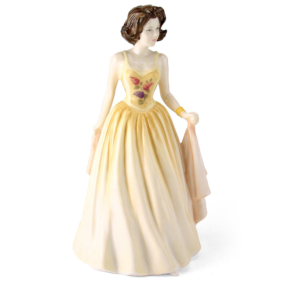 Jennifer HN4248 - Royal Doulton Figurine