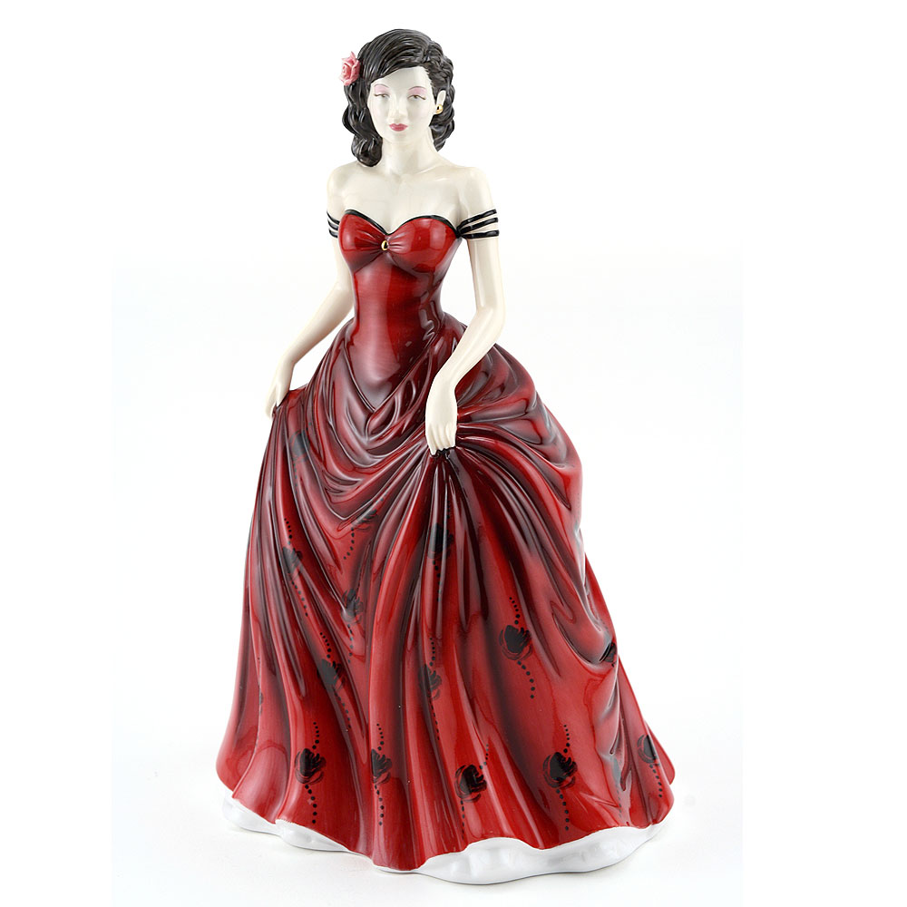 Jennifer HN4912 - Royal Doulton Figurine
