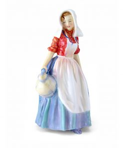 Jersey Milk Maid HN2057 - Royal Doulton Figurine