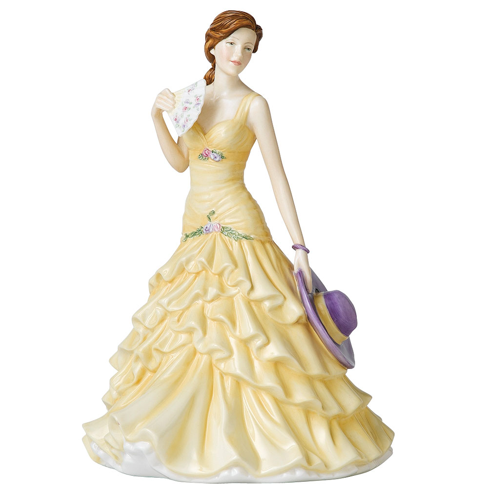 Jessica HN5438 - Royal Doulton Figurine - Full Size
