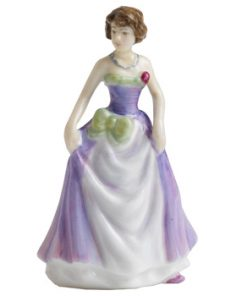 Jessica M261 - Royal Doulton Figurine