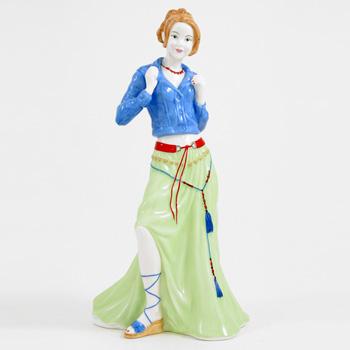 Jessie HN4763 - Royal Doulton Figurine