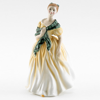 Joan HN3217 - Royal Doulton Figurine